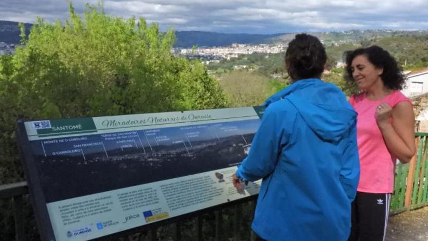"""El turismo natural crece en el Ourense vaciado: """"El rural está de moda"""""""
