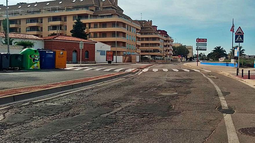 Dénia destinará 59.000 euros en la renovación de la calle Consolat del Mar