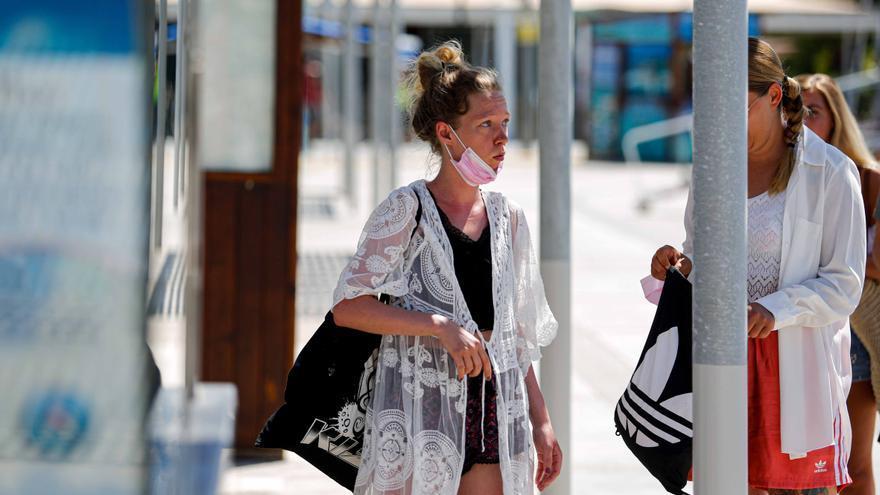 Alemania declara a Baleares zona de alto riesgo de covid