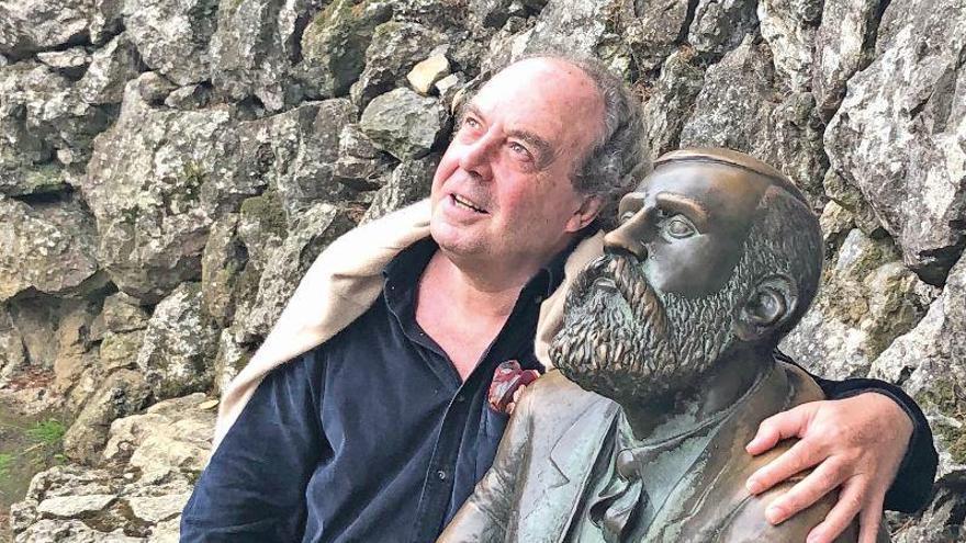 """Xavier Güell: """"Gaudí es el arquitecto español más admirado y, a la vez, el más desconocido"""""""