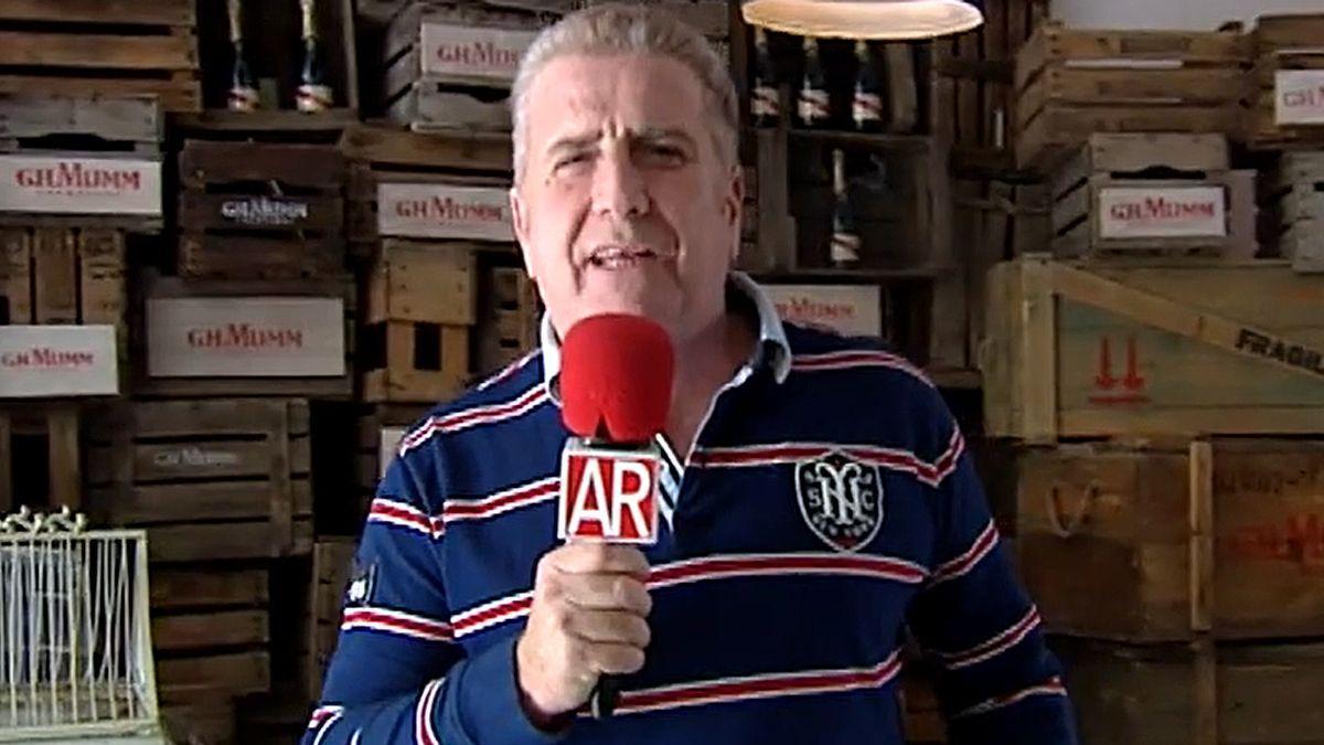 Paco Blanco, el reportero de Ana Rosa que ha fallecido a los 49 años.