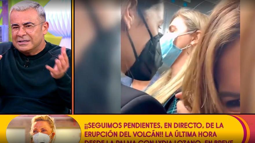 """Jorge Javier y un testigo revelan la verdad de la """"decadente"""" despedida de soltera de Anabel Pantoja: """"Demasiado pobre"""""""