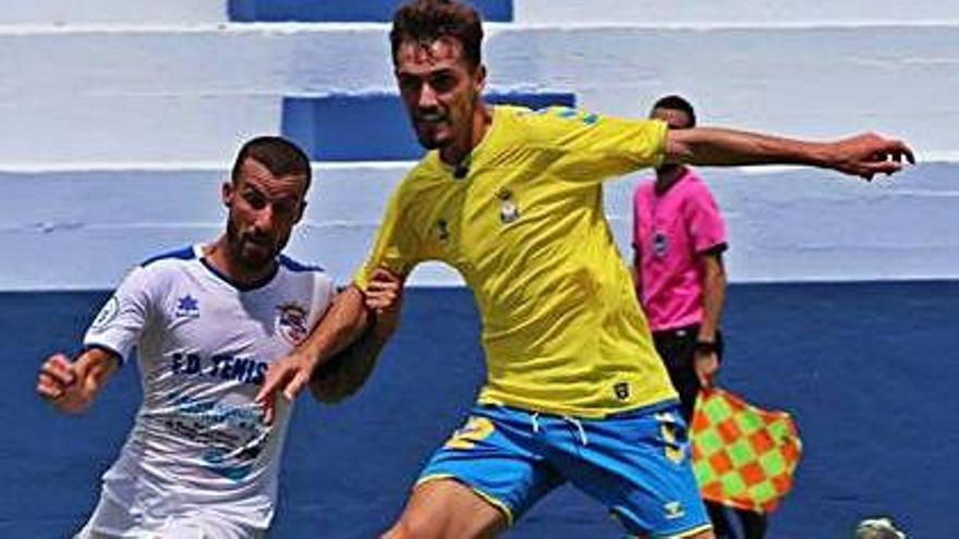 El Tenisca se ve superado por un joven Las Palmas C