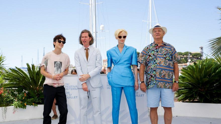 El posado del Festival de Cannes que arrasa en redes sociales