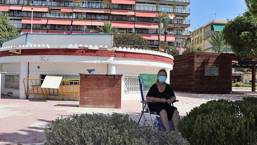 La demolición de Peña Grande y el arreglo de la plaza se hará en 2022