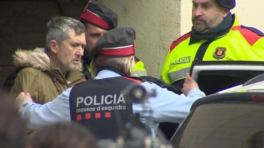 Libertad provisional sin fianza para el detenido por el crimen de Susqueda