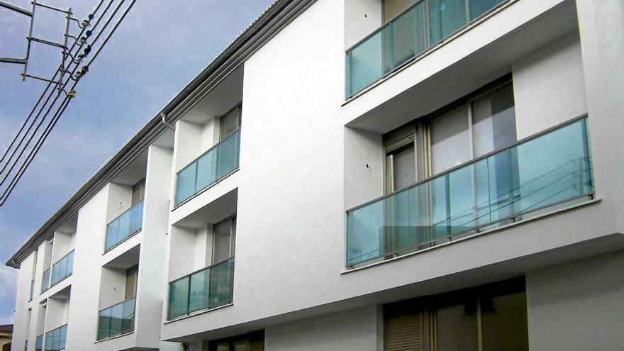 El Ayuntamiento no dispone apenas de suelo para construir vivienda pública