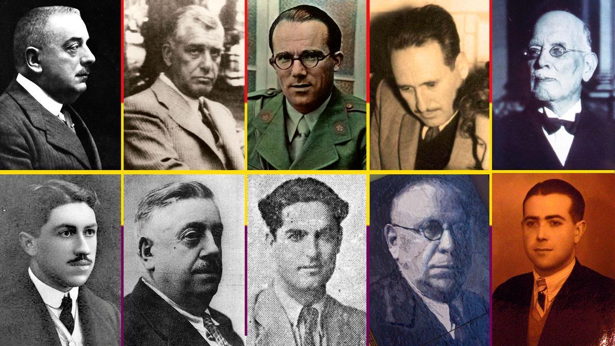 Los primeros alcaldes republicaos de Galicia