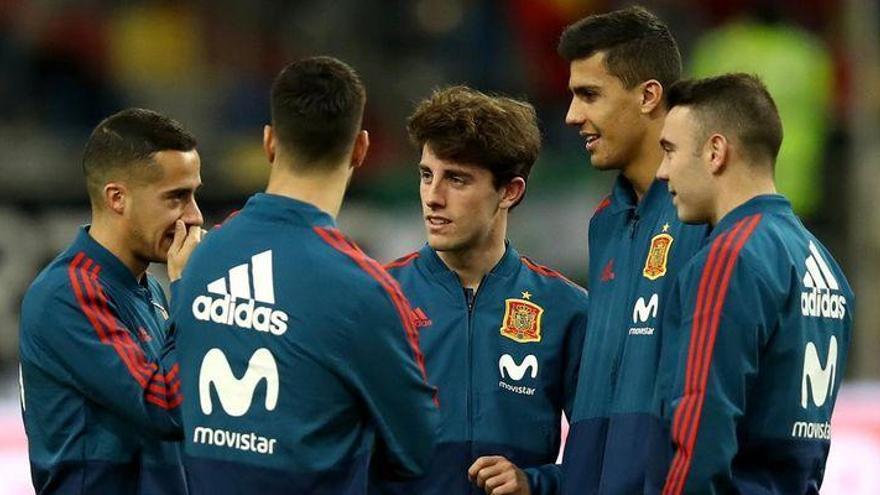 """Rodrigo: """"Es un orgullo debutar con la selección española"""""""