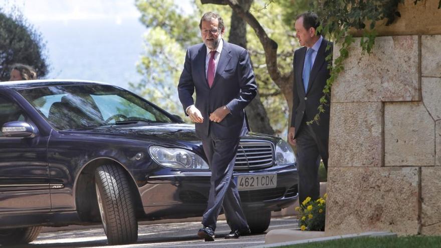 Rajoy apela al consenso para lograr aprobar un nuevo sistema de financiación