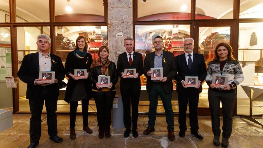 Castelló acull la presentació de la guia 'El món del pa'