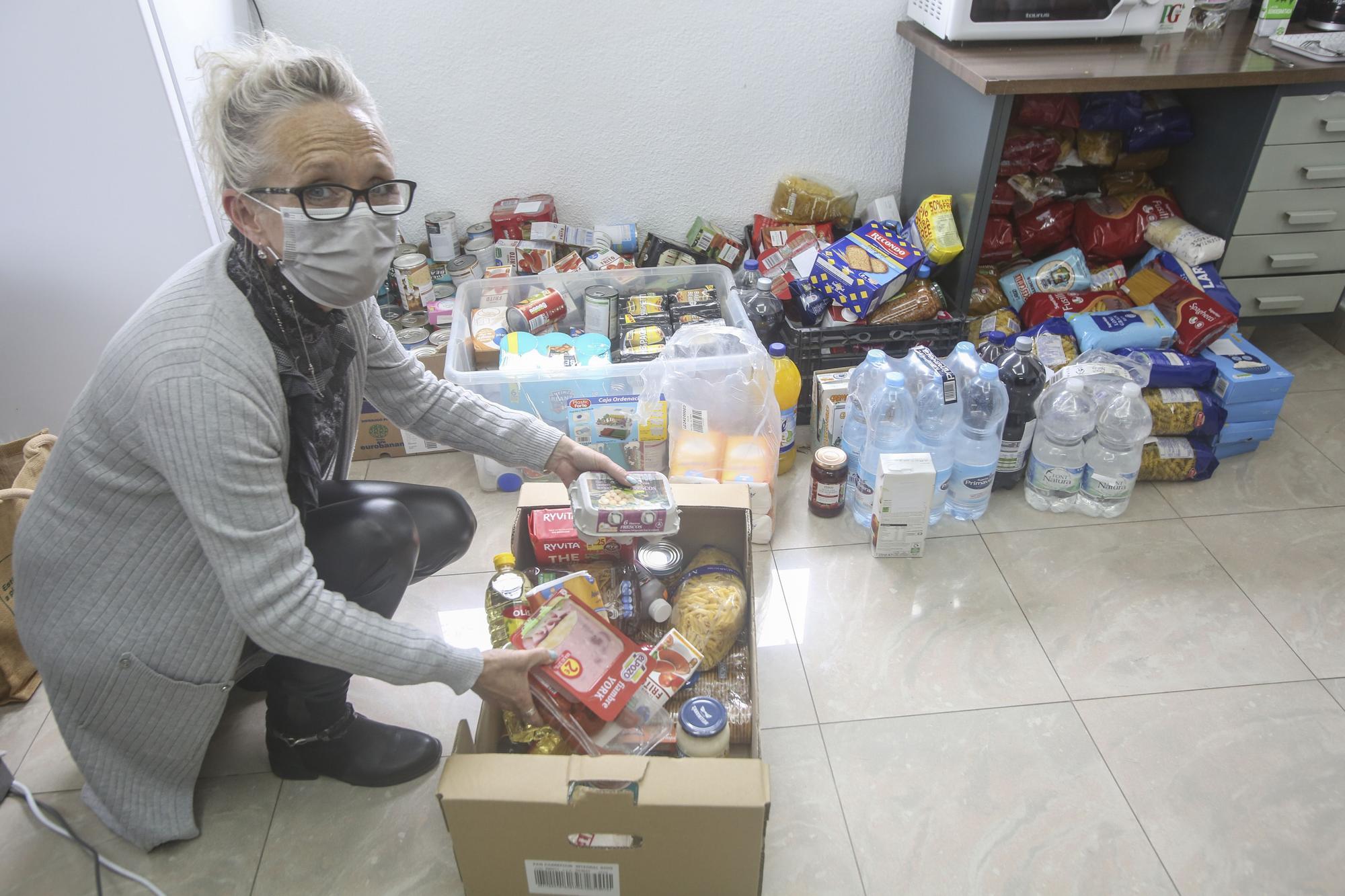 La crisis sanitaria incrementa la repatriación de familias inglesas de Benidorm sin recursos