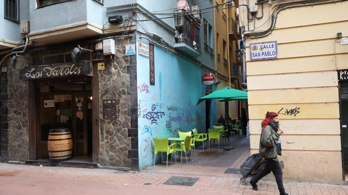 El Ayuntamiento de Zaragoza colocará otras cuatro cámaras de videovigilancia en San Pablo.
