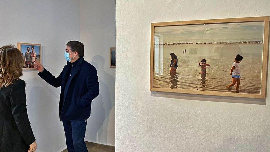 Fotografía contemporánea con Paula Anta y Mar Sáez en los Molinos del Río