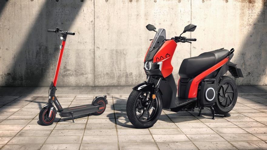 Seat Mó inicia las pre-reservas en España de su nueva eScooter 125