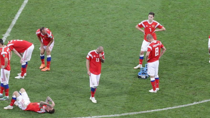 El Mundial de Rusia ofrece unas semifinales inéditas