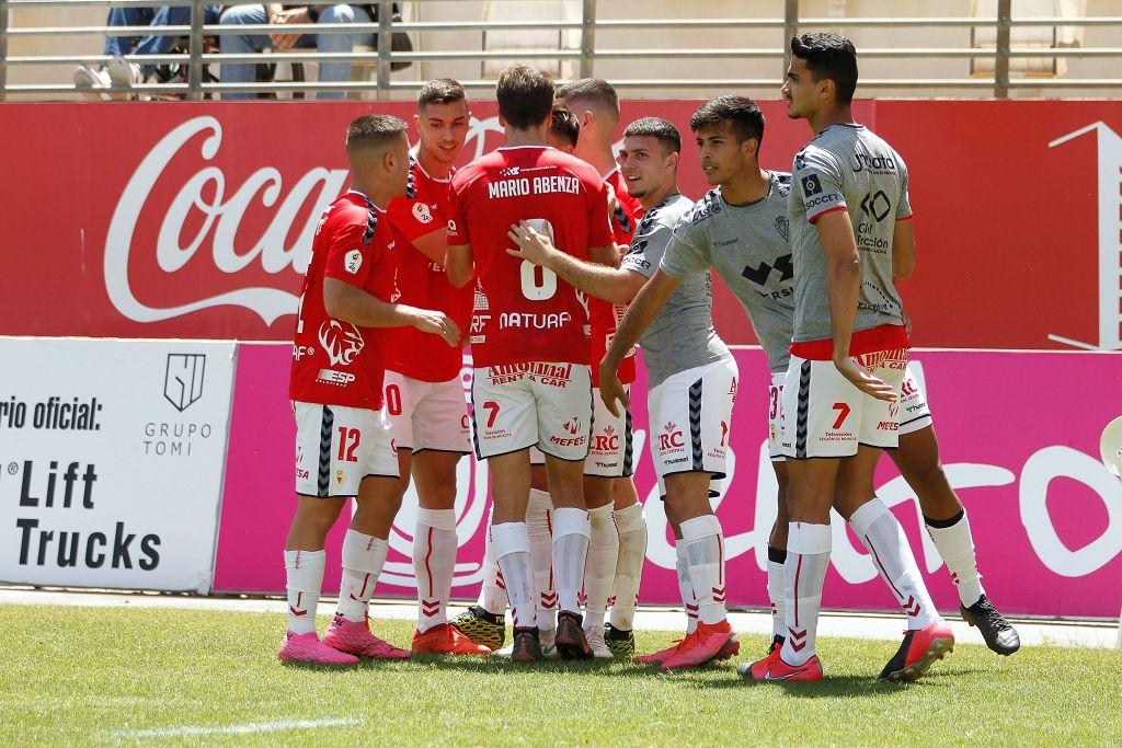 Real Murcia-Tamaraceite