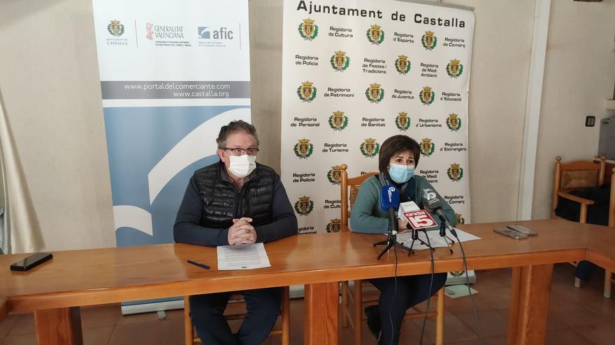 El Ayuntamiento de Castalla reclama el autoconfinamiento a los vecinos para frenar el descontrol de la pandemia