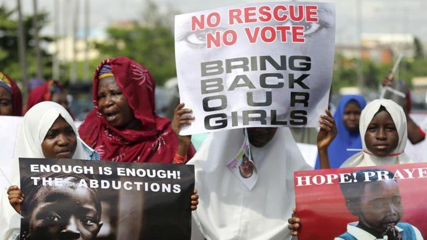 Cinco años del secuestro de las niñas de Chibok en Nigeria