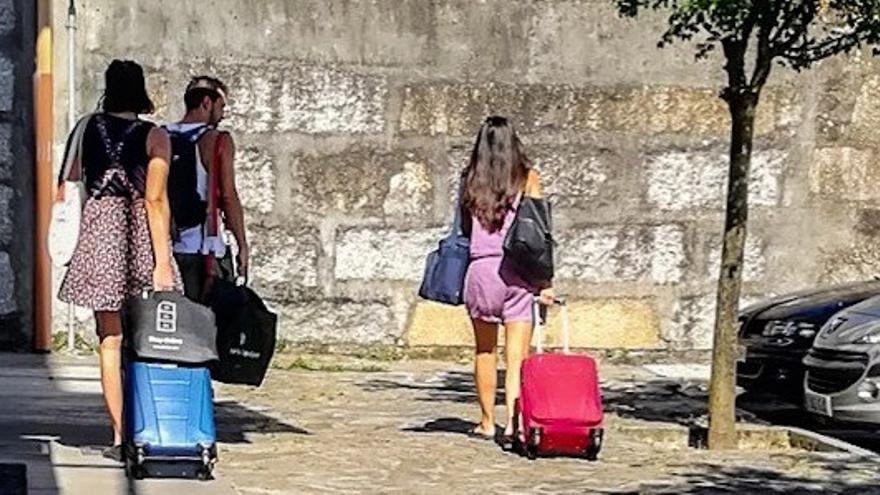 La comarca de O Salnés dispone de 2.080 viviendas turísticas