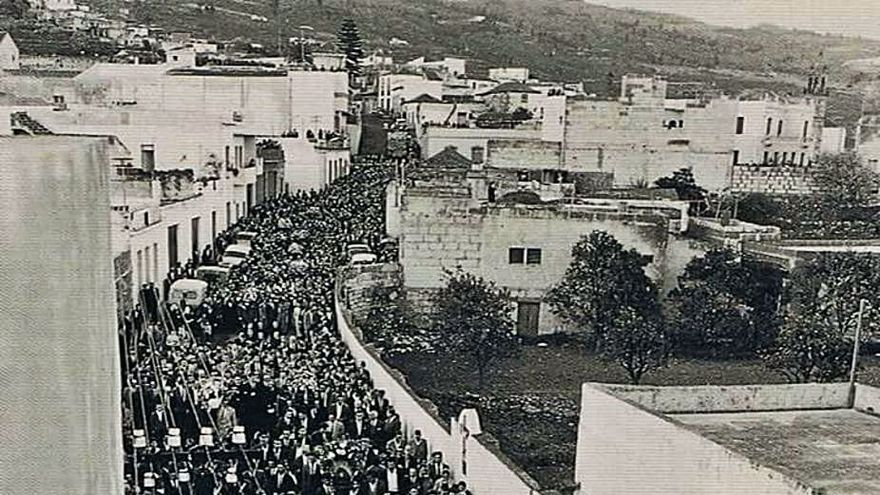 58 años de la tragedia del convento de Granadilla