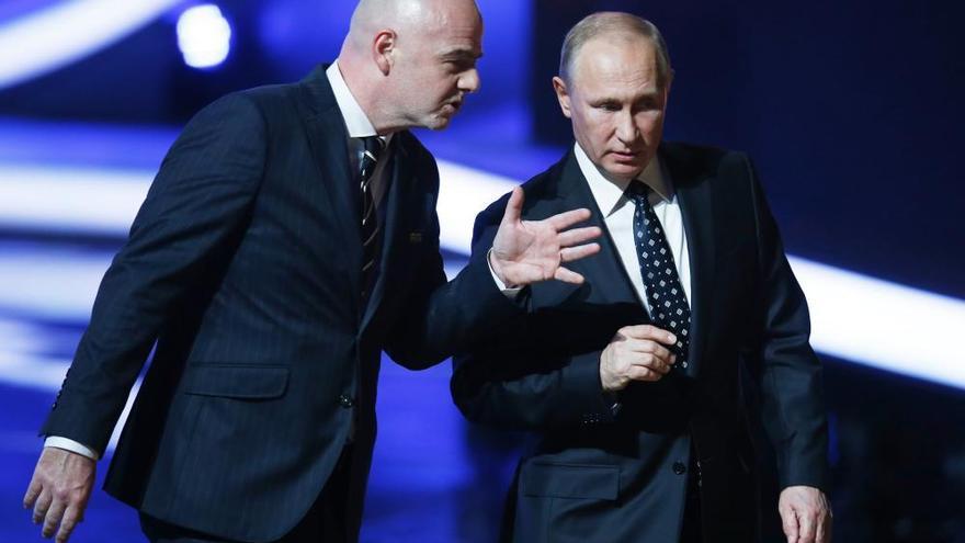 Consulta tots els partits i el calendari del Mundial de Rússia 2018