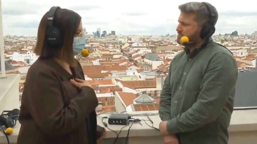 """Àngels Barceló sentencia a Vox: """"Es un partido neofascista y de ultraderecha"""""""