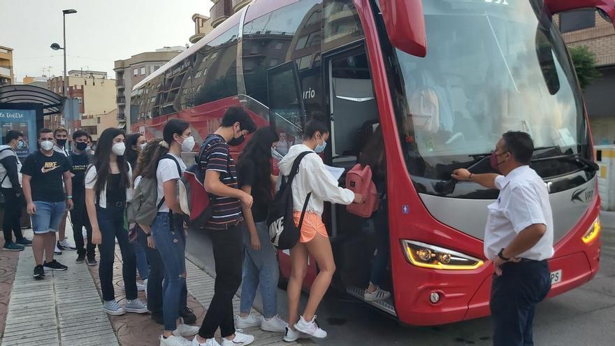 Onda amplía el servicio de bus gratuito para los estudiantes el próximo curso