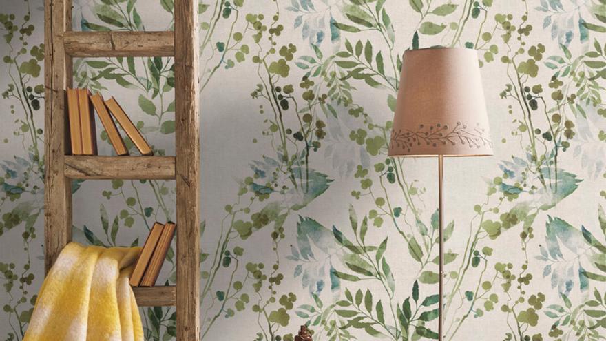 """El papel pintado de Leroy Merlin que arrasa en ventas: """"Buenísima calidad y un diseño relajante"""""""
