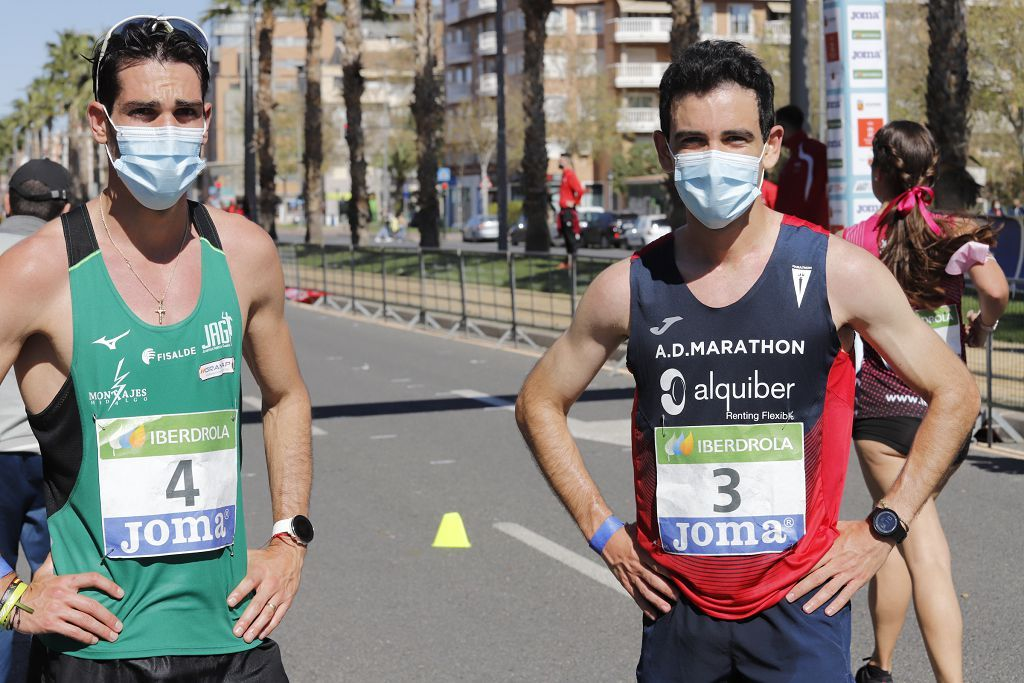 Campeonato nacional de Marcha en Murcia