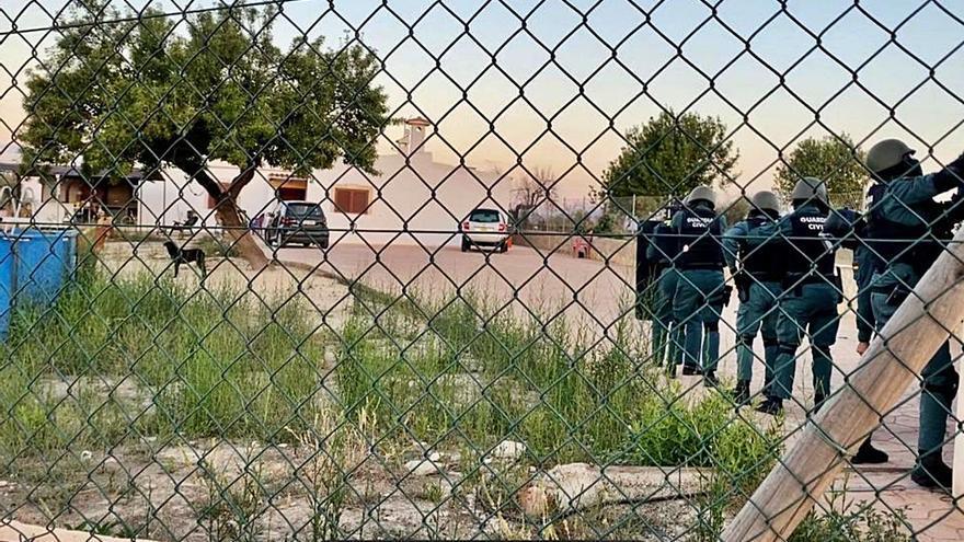 Diez detenidos en una operación contra el narcotráfico en Palma