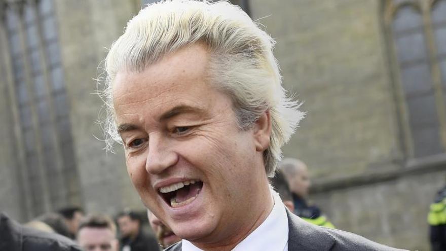 """Geert Wilders, de niño """"charlatán"""" a líder populista"""
