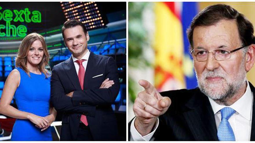 Mariano Rajoy responderá a los ciudadanos en 'laSextaNoche'