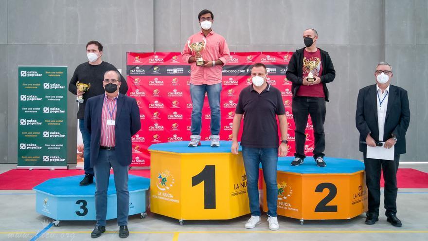 El Gran Maestro hindú Iniyan gana el Open Internacional de Ajedrez de La Nucía