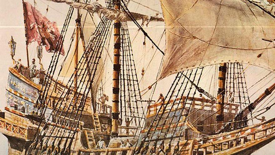 Asaltos de corsarios ingleses