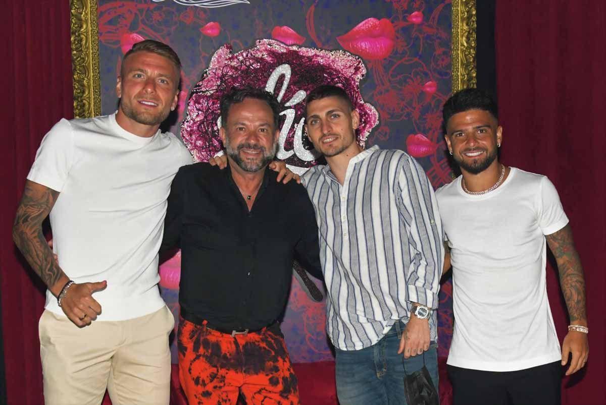 Famosos en Ibiza en la era covid