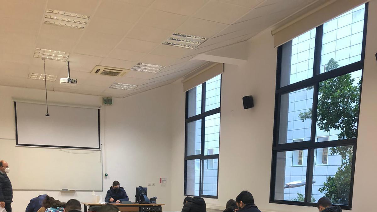 El Consejo de Gobierno de la UMU debatirá el viernes el modelo de examen