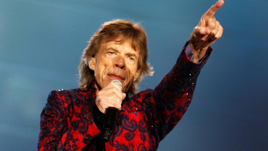 Relacionen a Mick Jagger amb una noia 52 anys més jove