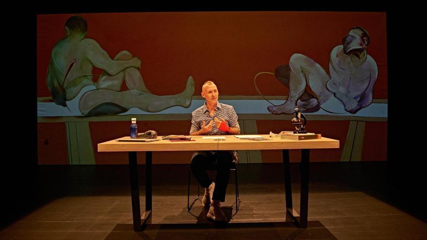 Sergio Blanco dialoga amb Lope de Vega sobre l'amor a 'Divina invención (o la celebración del amor)'