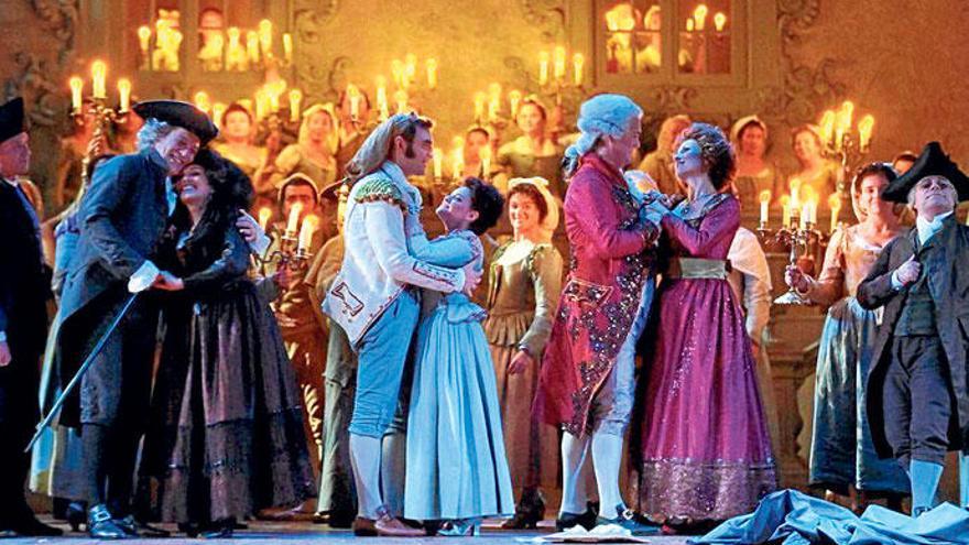 Oper auf Mallorca: Kassenschlager und Lokalkolorit