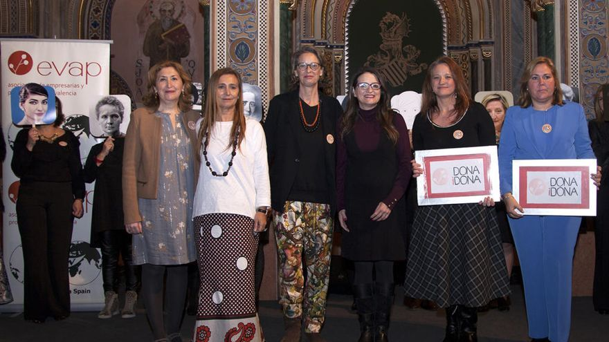 Walkerpack y Món Orxata logran los reconocimientos DONAiDONA por su compromiso social