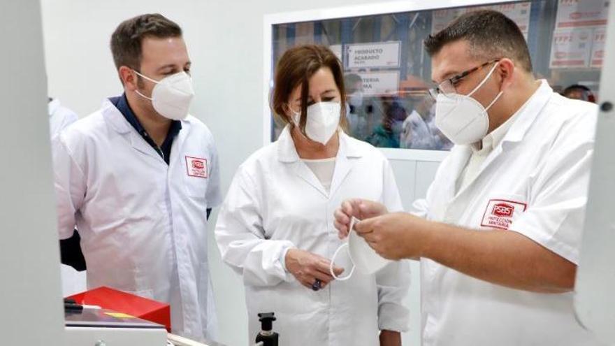 Mallorca will Deutschland mit FFP2-Masken beliefern