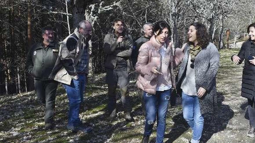 La Xunta aprobará en marzo el plan rector del parque natural de O Invernadeiro