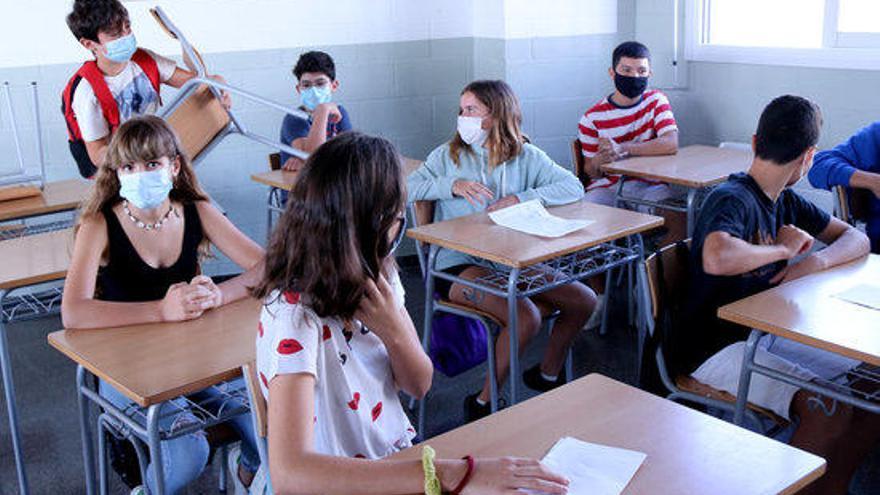 """Castelló creu que els centres educatius """"no incrementen la propagació del virus"""""""