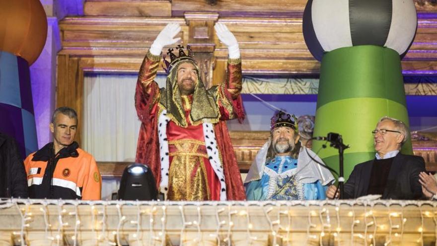 Cabalgata de los Reyes Magos 2019 en València: Cortes de tráfico