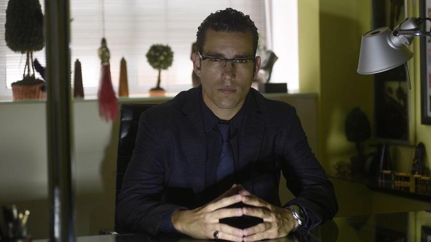 """Pardo-Geijo: """"No estoy contento con el pacto del caso Cala Cortina"""""""