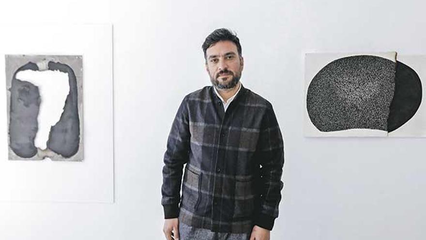 """Ali Kaaf: """"Mi trabajo trata de conectar con mi identidad y mis raíces"""""""