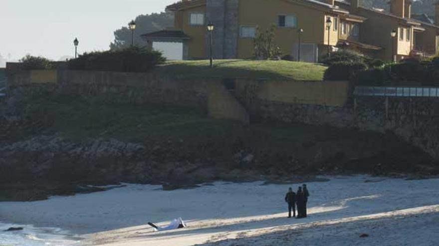 Rescatan el cadáver de un buzo desaparecido en Vigo
