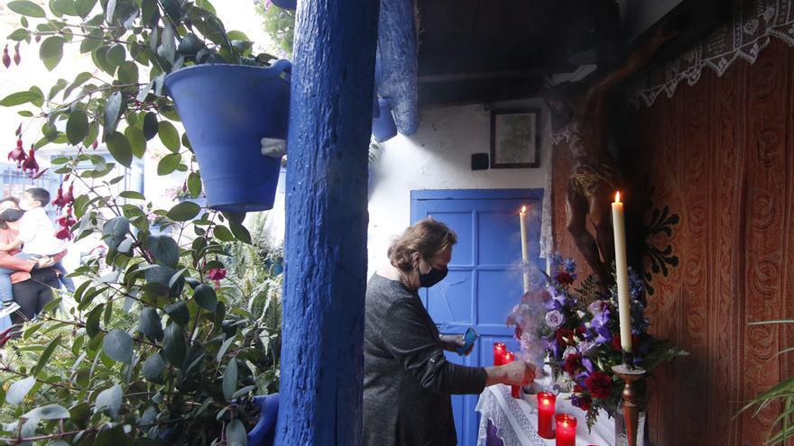 Patios de Jueves Santo en Córdoba