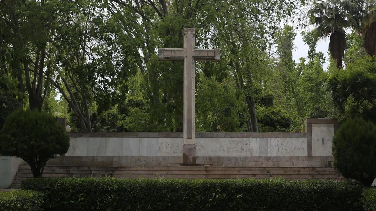 La cruz del Ribalta de Castelló